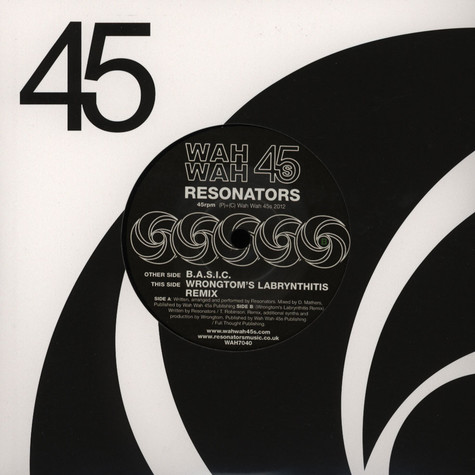Resonators - B.A.S.I.C.