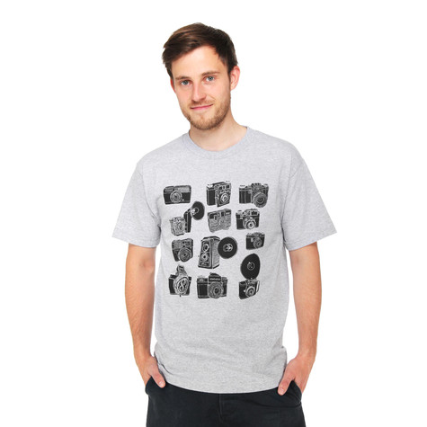 The Quiet Life - Cameras T-Shirt