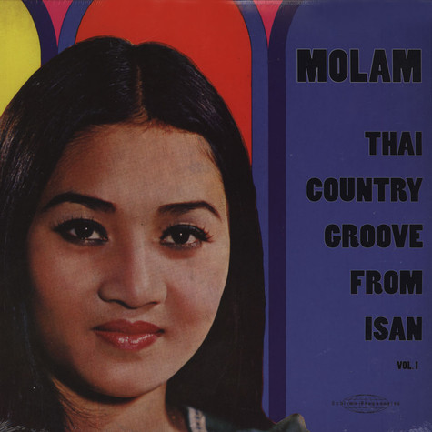 V.A. - Molam: Thai Country Groove From Isan