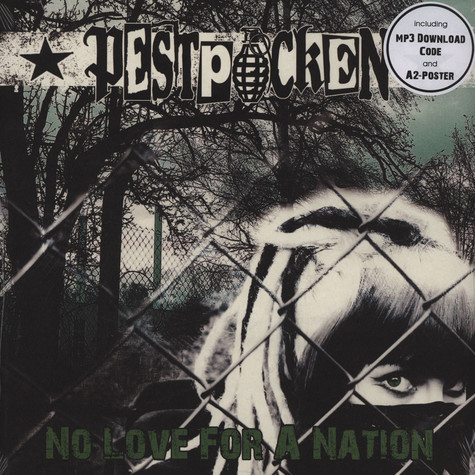 Pestpocken - No Love For A Nation