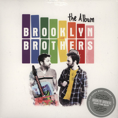 Brooklyn Brothers - Album
