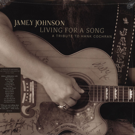 Jamey Johnson - Living For A Song: Tribute To Hank Cochran