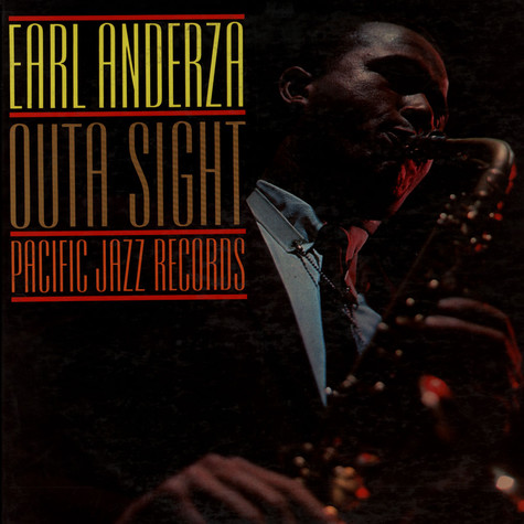 Earl Anderza - Outa Sight