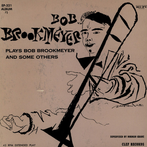 Bob Brookmeyer - Bob Brookmeyer Plays Bob Brookmeyer And Some Others #1