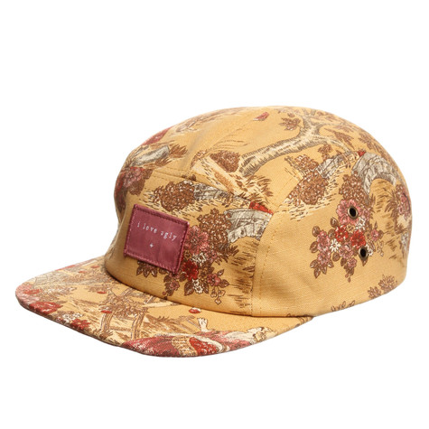 I Love Ugly - Huckleberry Finn Cap