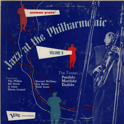 Norman Granz presents - Jazz At The Philharmonic Vol. 6