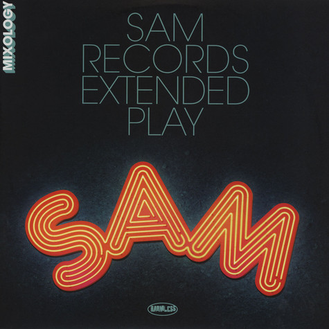 V.A. - SAM Records Extended Play 2 (Todd Terje / Jacques Renault)