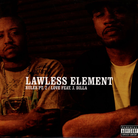 Lawless Element - Rules Part  2