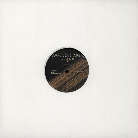 Marcos Cabral - Land Of Tar EP
