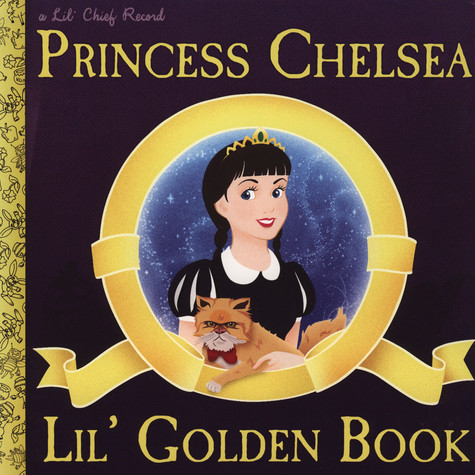 Princess Chelsea - Lil' Golden Book