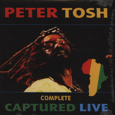 Peter Tosh - Complete Captured Live