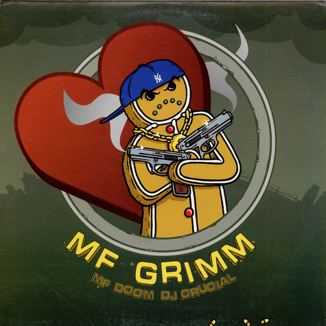 MF Grimm - Gingerbread Man