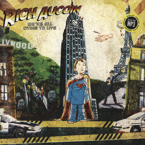 Rich Aucoin - We're All Dying To Live