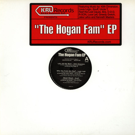 Hogan Fam, The - EP