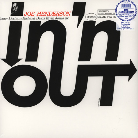 Joe Henderson - In' N' Out