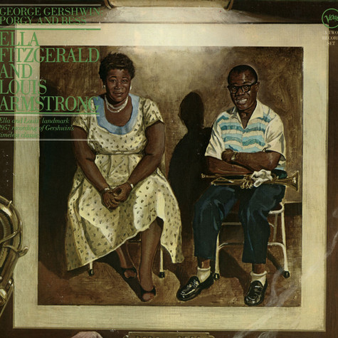 Ella Fitzgerald & Louis Armstrong - Porgy And Bess