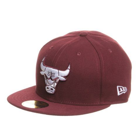 New Era - Chicago Bulls League Basic NBA Cap