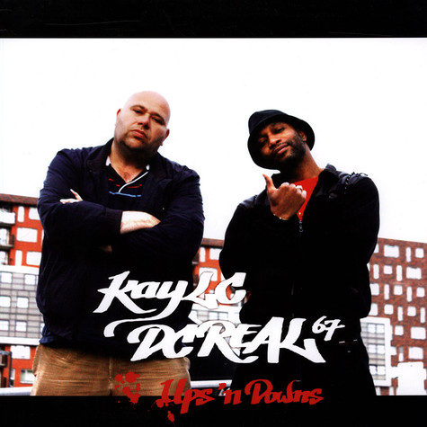 Kay LC, The & DCREAL67 - Ups 'N Downs