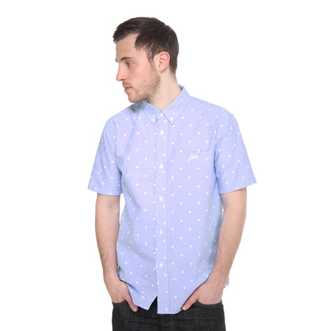 Stüssy - Stars Oxford Shirt