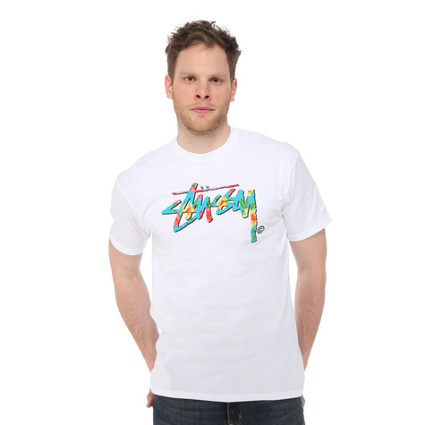 Stüssy - Flower Stock T-Shirt