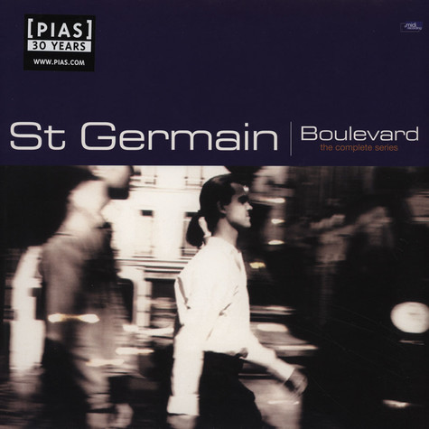 St. Germain - Boulevard (The Complete Series)