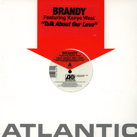 Brandy - Talk about our love feat. Kanye West