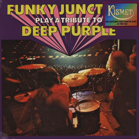 Funky Junction - Plays A Tribute To Deep Purple