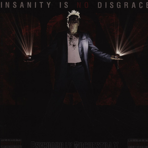 P.o.x. , The - Insanity Is No Disgrace