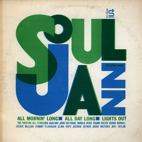 V.A. - Soul Jazz Volume One