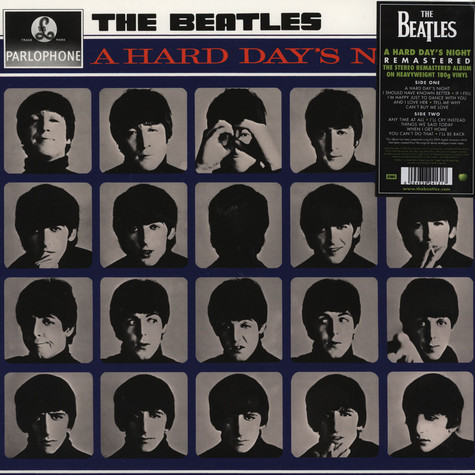 Beatles, The - A Hard Day's Night