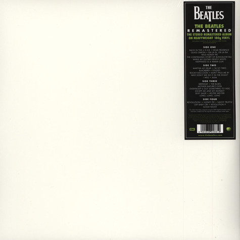 Beatles, The - The Beatles - The White Album