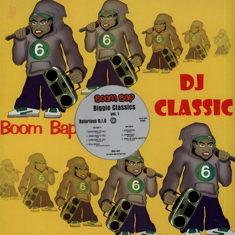 Notorious B.I.G. - Biggie Classics Vol.1