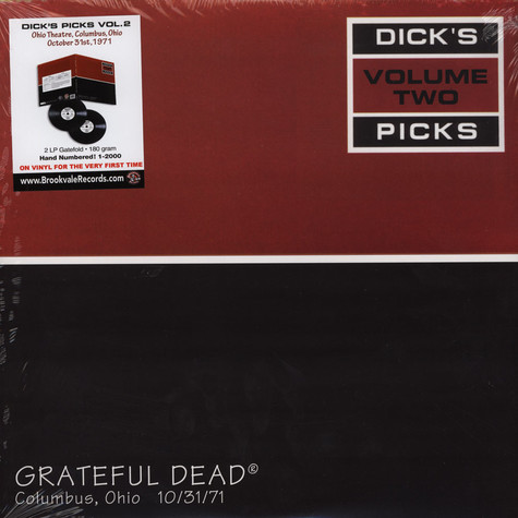 Grateful Dead - Dick's Picks 2