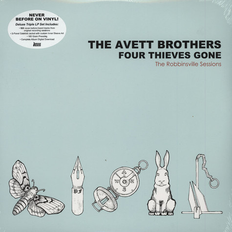 Avett Brothers - Four Thieves Gone: Robbinsville Sessions
