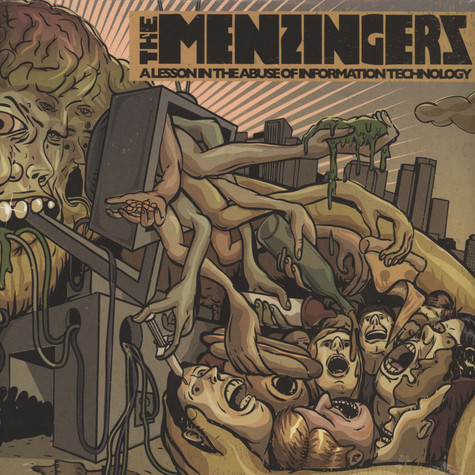 Menzingers - Lesson In The Abuse Of Information Technology