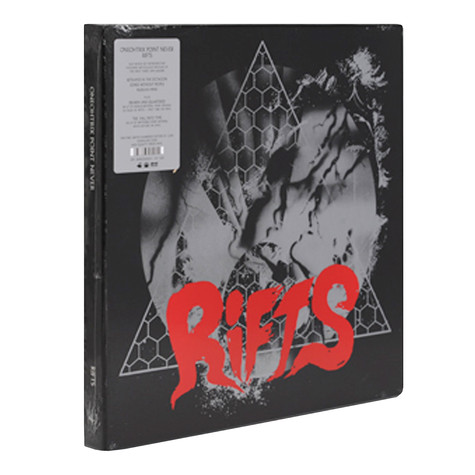 Oneohtrix Point Never - Rifts Deluxe Edition Box Set