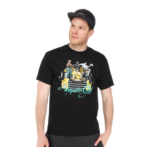 Acapulco Gold x Janette Beckman - Leaders Of The New School T-Shirt