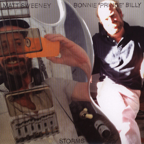 Billy F.Gibbons / Matt Sweeney & Bonnie Prince Billy - Oh Well /  Storms