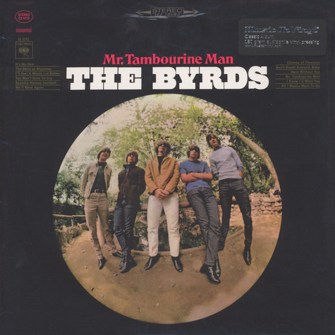 Byrds, The - Mr. Tambourine Man