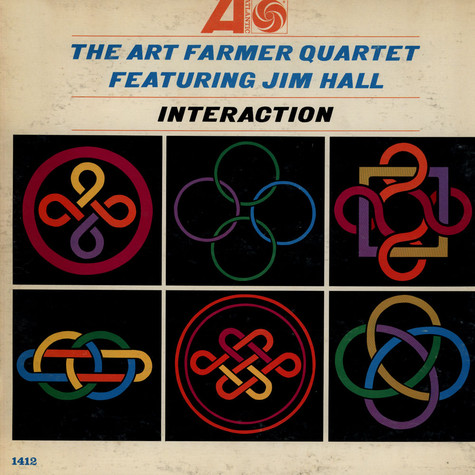 Art Farmer Quartet, The Featuring Jim Hall - Interaction