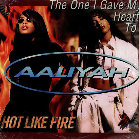 Aaliyah - The One I Gave My Heart To
