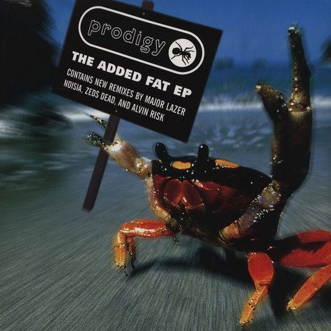 Prodigy, The - The Added Fat EP