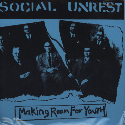 Social Unrest - Making Room For Youth EP
