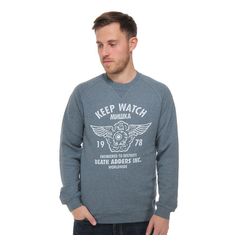 Mishka - Easy Rider Crewneck Sweater