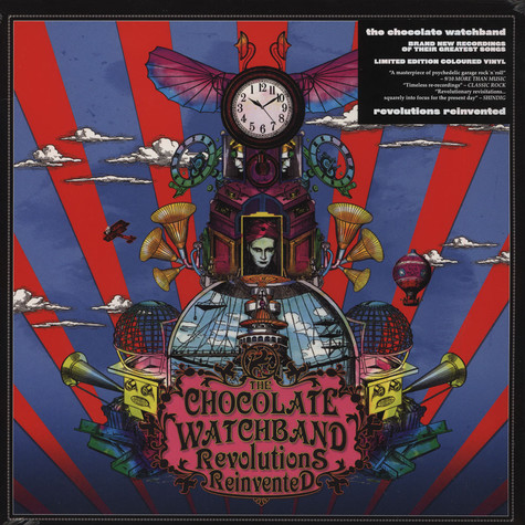 Chocolate Watchband, The - Revolutions Reinvented Re-Recordings