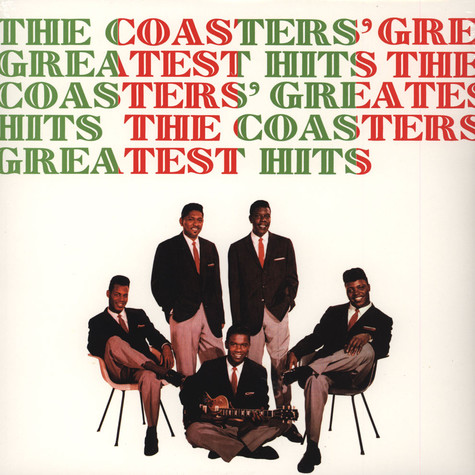 Coasters, The - Greatest Hits
