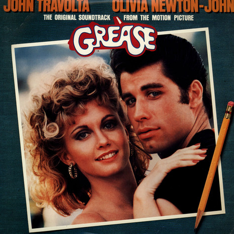 V.A. - Grease (The Original Soundtrack From The Motion Picture)