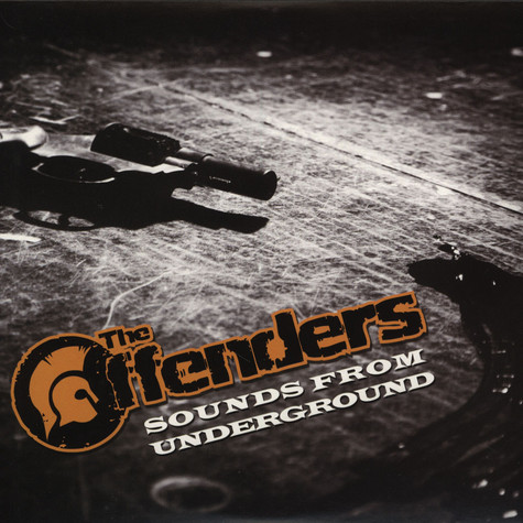 Offenders, The - Sounds From Underground