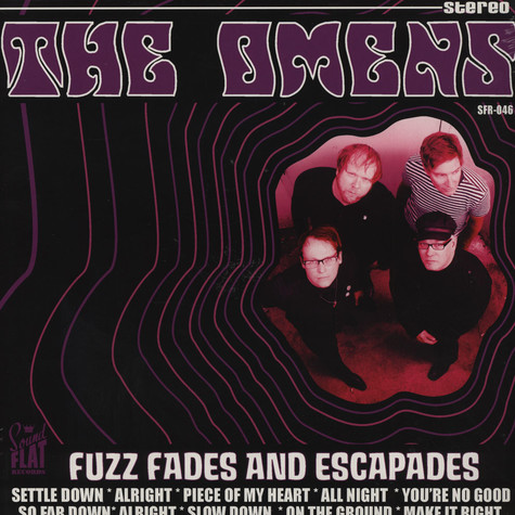 Omens, The - Fuzz Fades And Escapades