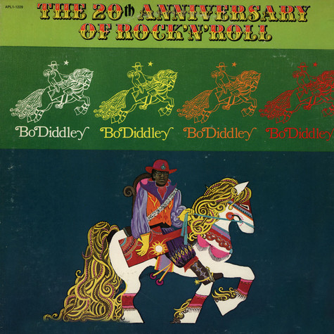 Bo Diddley - The 20th Anniversary Of Rock ''N'' Roll